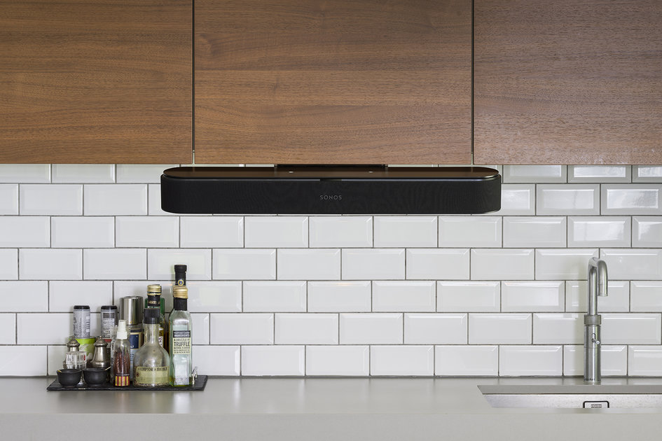 These Slick Sonos Beam Accessories Let You Put The Speaker