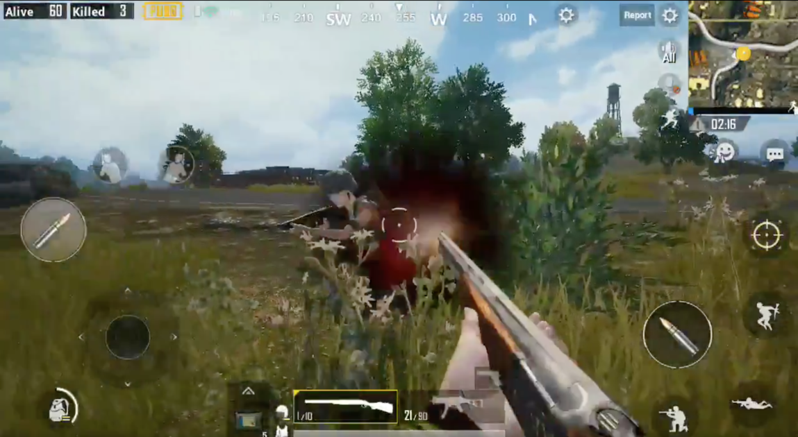 How To Change Graphics From Pubg Mobile Battlefield On: PUBG Mobile Version 6: First Person Mode, Mini-Zone And