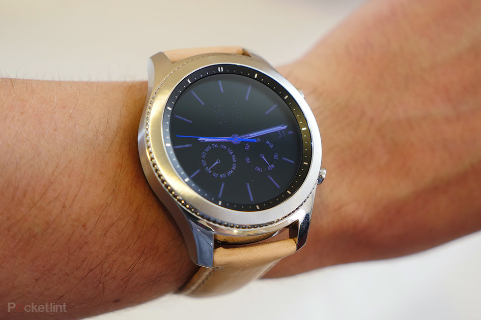 samsung 39 s gear s4 might launch as galaxy watch with wear os. Black Bedroom Furniture Sets. Home Design Ideas