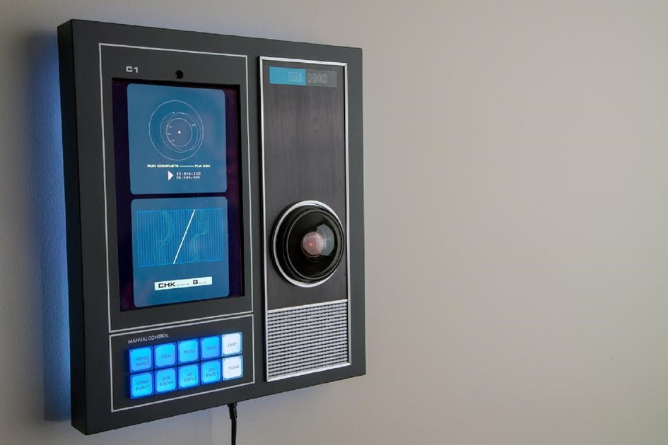 820db33b2706ff If you ve ever dreamt of owning your own HAL-9000 command computer