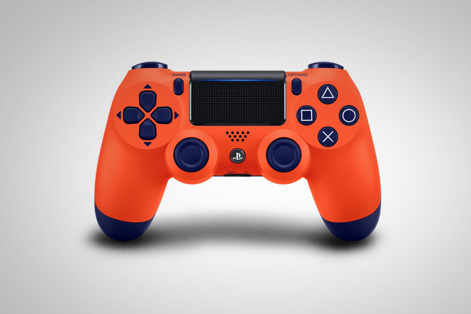 This Is What Sony S New Colourful Ps4 Controllers Look Like