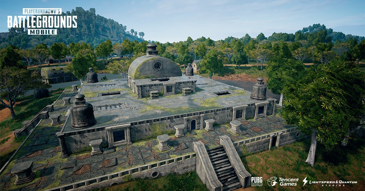 Tweaked Pubg Mobile To Look Like The Pc Version Pubgmobile: PUBG Mobile Version 8 Adds Sanhok Map, Enhanced Airdrops