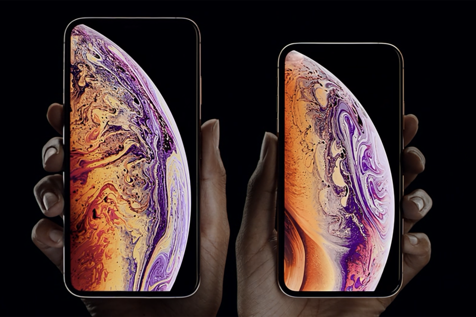 It's official! Apple unveils iPhone XS and iPhone XS Max