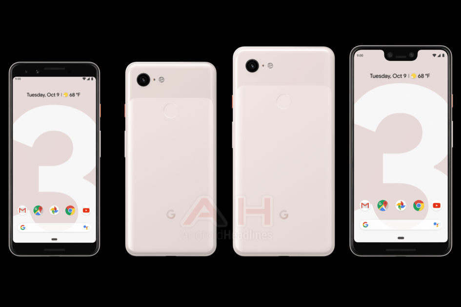 Google might launch Pixel 3 in this dull pink 'sand' colour