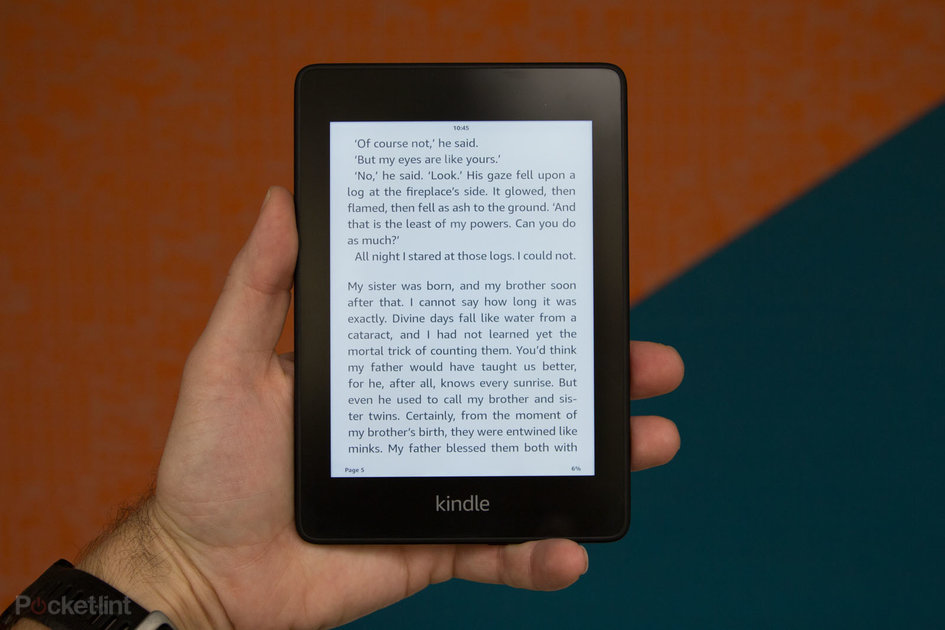 Kindle Vs Sony Reader: Amazon Kindle Paperwhite (2018) Initial Review