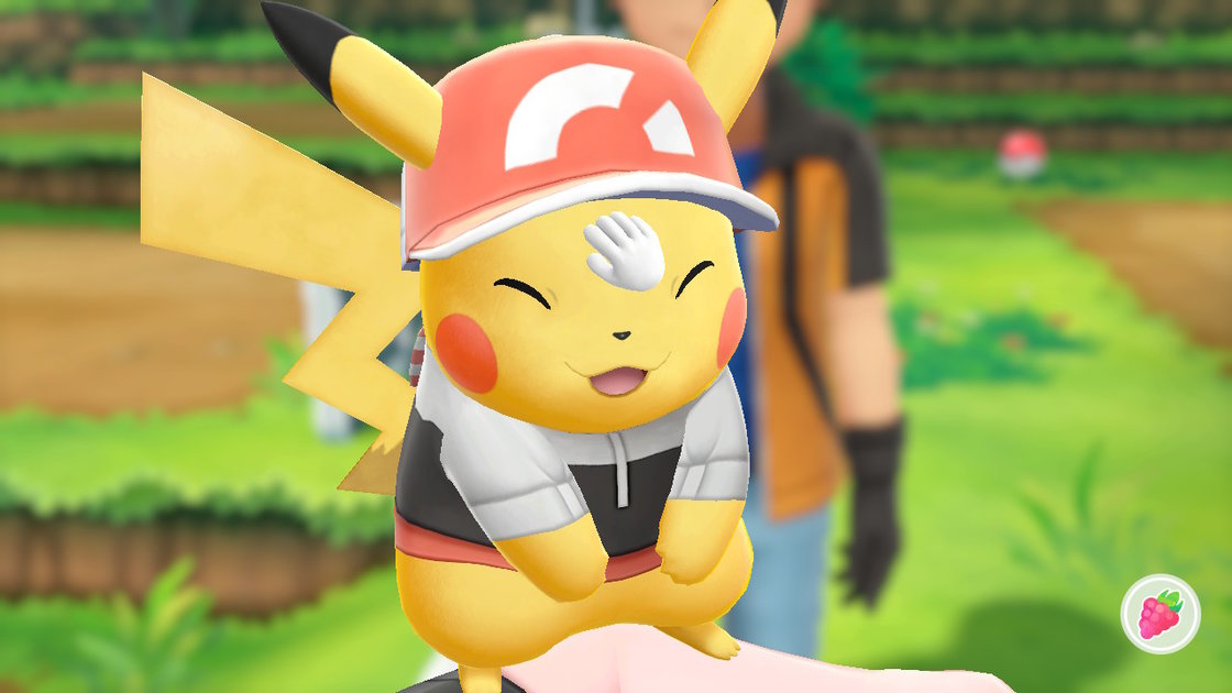 Pokemon Let's Go review: Pikachu or Eevee? - Pocket-lint