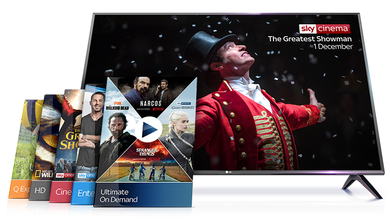 Save Over 575 On Sky Q Tv Deal This Black Friday 2018 Techsemut English