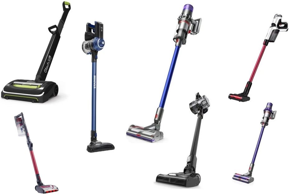 Best cordless vacuum cleaners 2021: Dyson, Shark and more