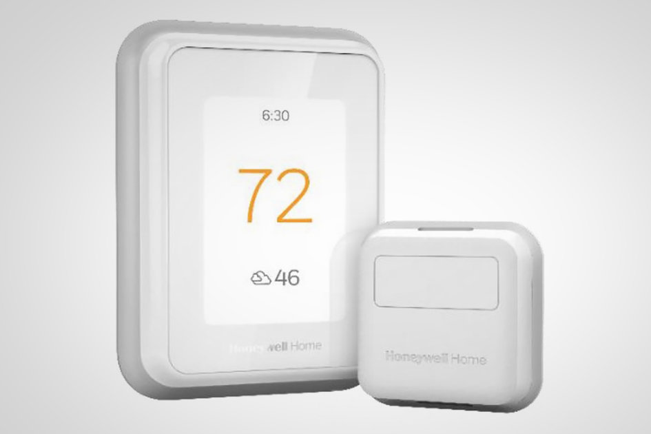 Honeywell Home T9  T10 Pro Thermostats Offer Voice Control