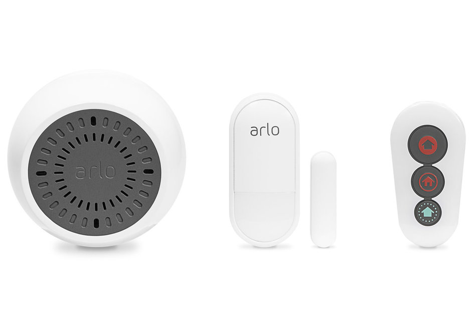 Arlo Security System Contains A Super Smart Sensor Siren