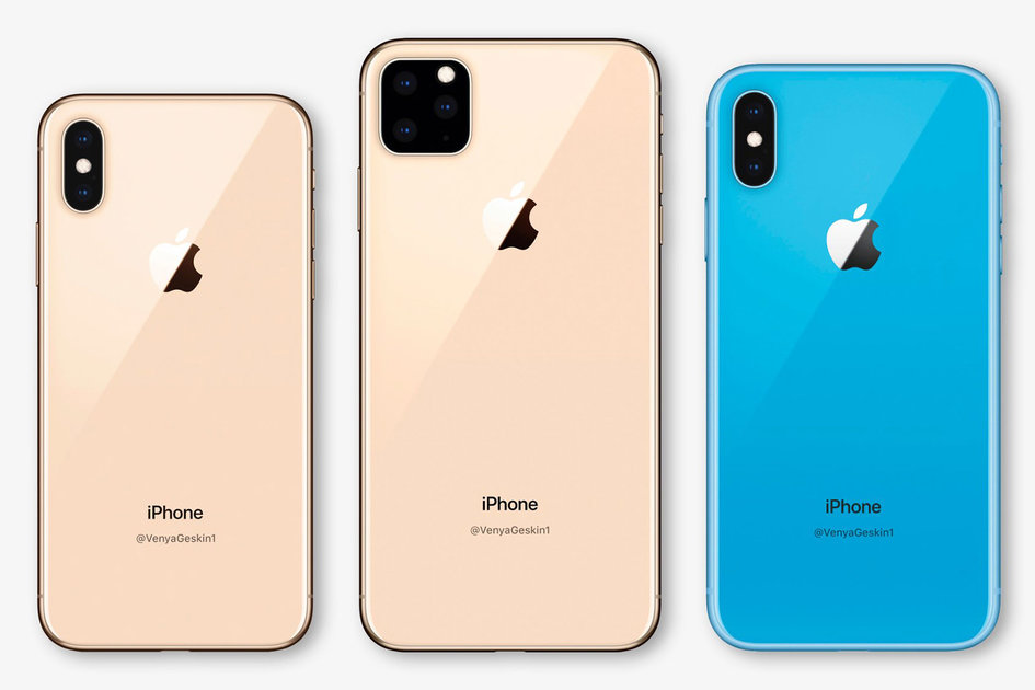 apple iphone xi max will lead three new iphones in 2019. Black Bedroom Furniture Sets. Home Design Ideas