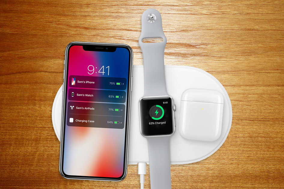 It's alive! Apple AirPower finally goes into full production