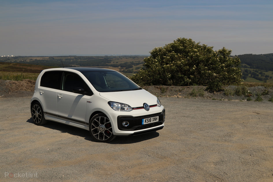 Volkswagen Up GTi review - Pocket-lint