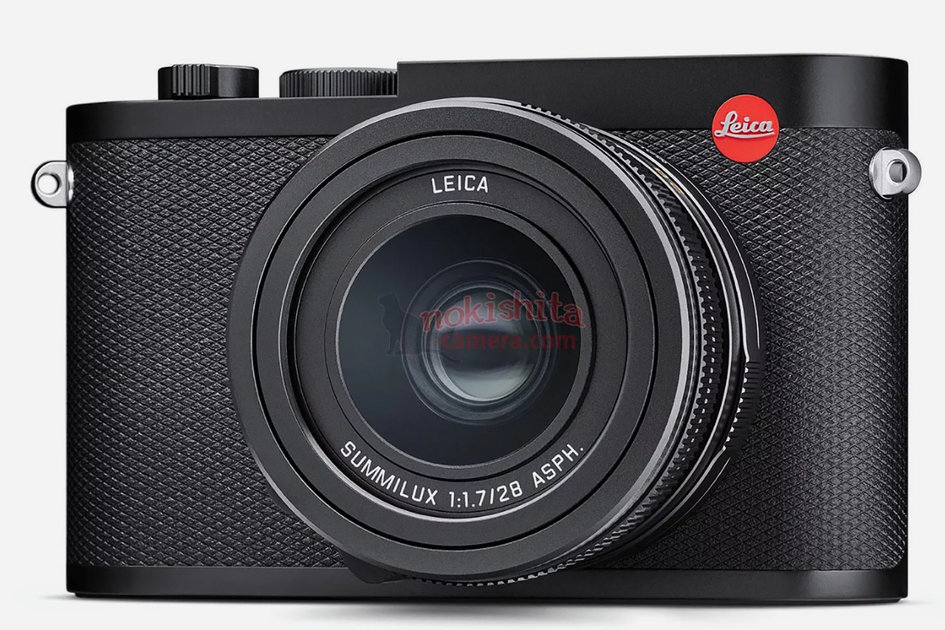 Leica Q2 leaks out and the images suggest it's waterproof