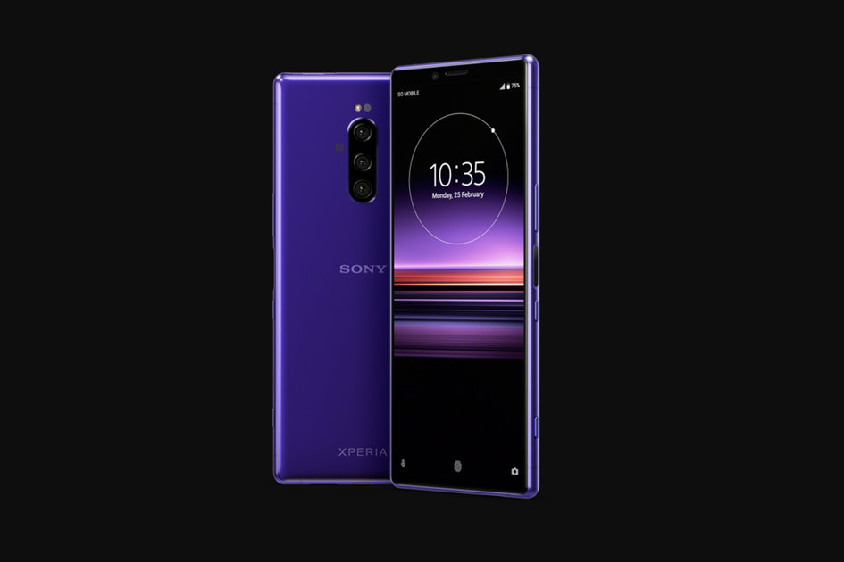 Is Sony's upcoming Xperia XZ4 actually called Xperia 1?