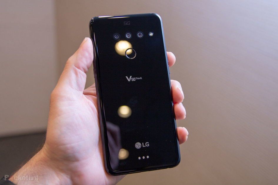 LG V50 ThinQ 5G Wallpapers: LG V50 ThinQ Initial Review: 5G In A Familiar Package