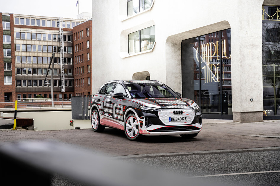 Audi Q4 e-tron world premiere: How to watch and everything you need to know about Audi's electric SUV
