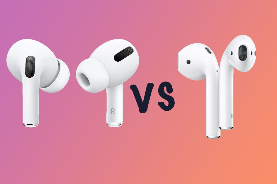 airpods 1 gen vs 2nd gen