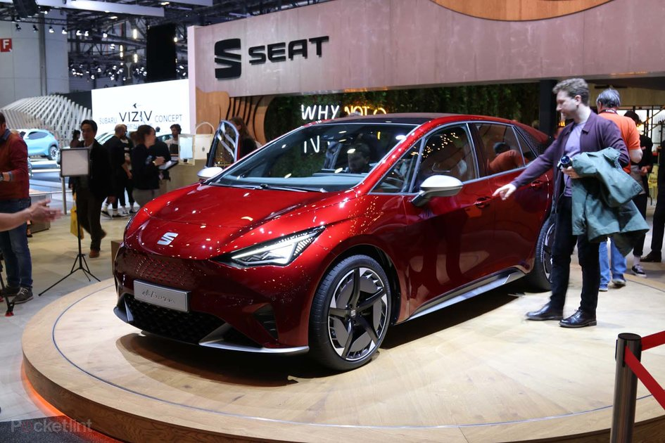 Seat to release six EV and PHEV models by 2021, develop a ...