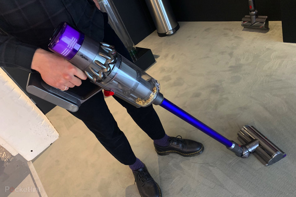 Dyson V11 Cordless Vacuum Cleaner Review Pocket Lint