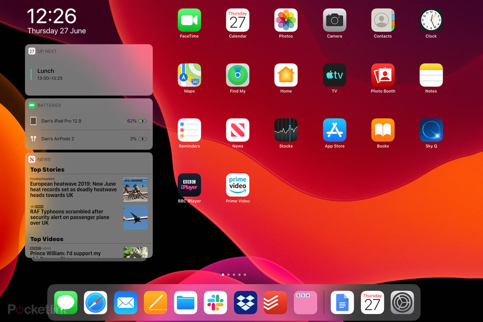Apple iPadOS preview: All the key new iPad features explored