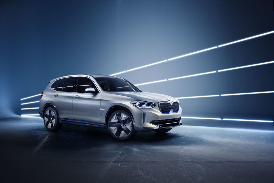 Bmw And Jaguar Are Teaming Up To Develop Next Gen Electric Car