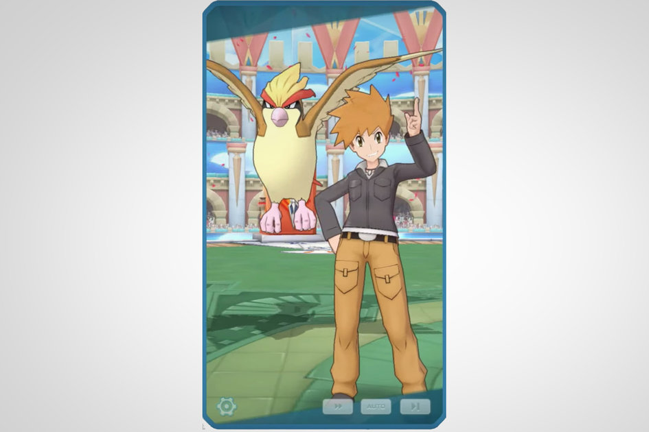 Pokemon Masters releases for iOS and Android devices