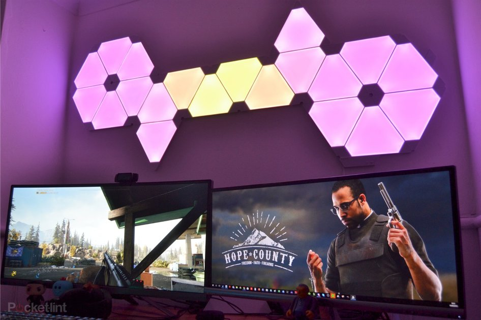 Razer And Nanoleaf Team Up To Sync Lighting With Your