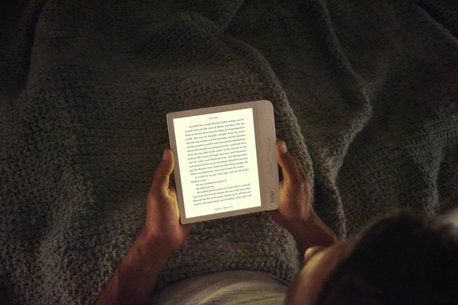 What is the Kobo Libra H2O eReader and why is it changing the way we read?