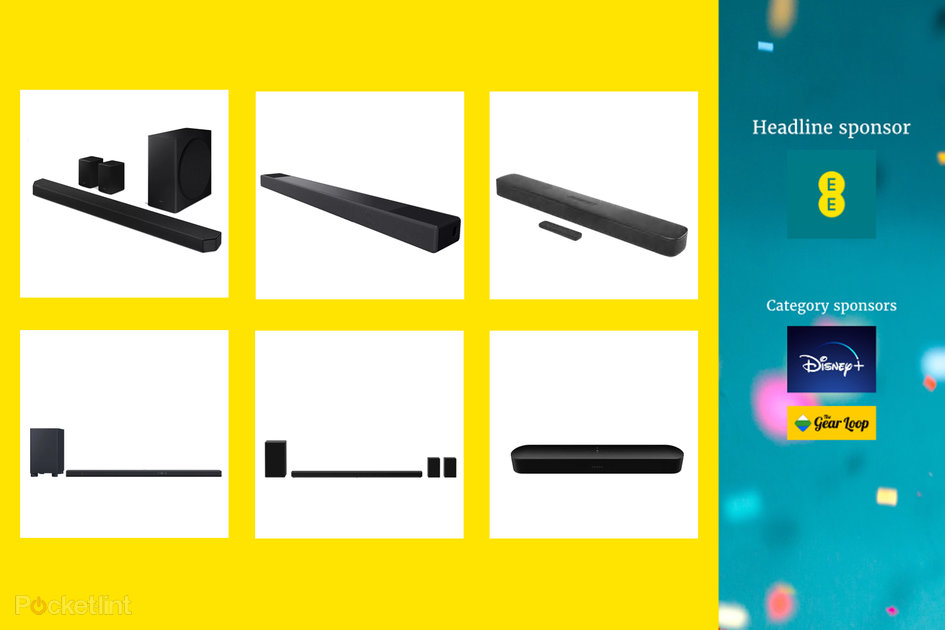 Here are the EE Pocket-lint Awards nominees for Best Soundbar 2021 and how to vote
