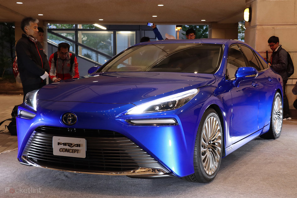toyota mirai 2020 in pictures: a fresh new look