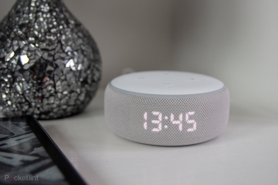 Amazon Echo Dot with Clock has price slashed – now with £20 off