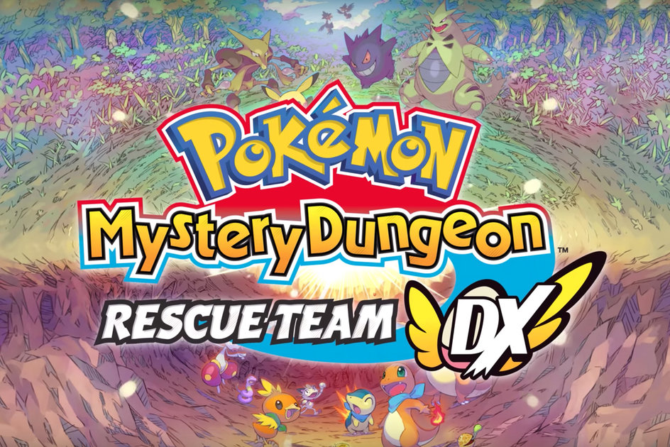 Image of article 'Pokemon Mystery Dungeon is coming to the Nintendo Switch in March'