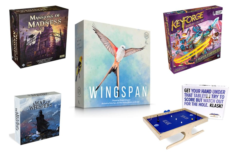 Best new board games for 2020: Smart and inventive games
