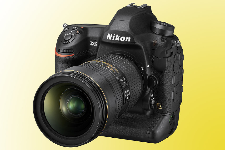 Nikon D6 specs and release date finally revealed