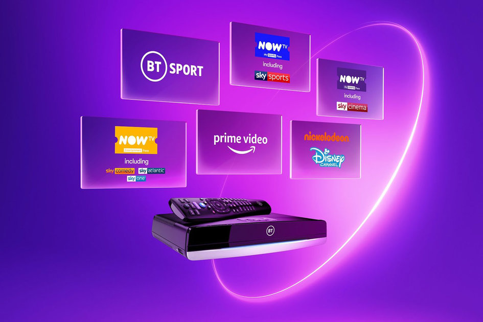 New Bt Tv Packages Add Now Tv For All Of Sky Sports And More