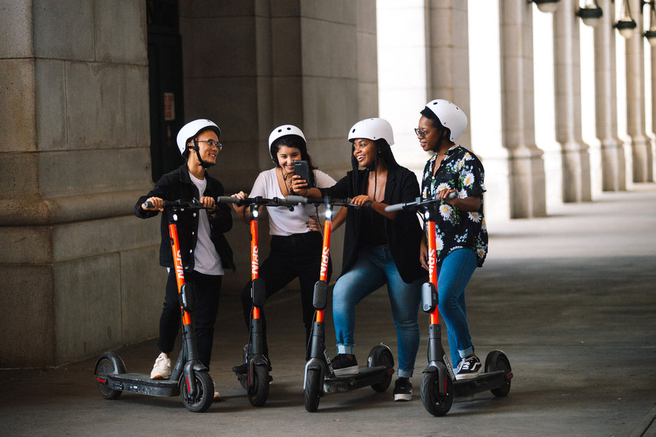 Ford-owned e-scooter firm Spin launches in Europe - also destined for the UK - Pocket-lint