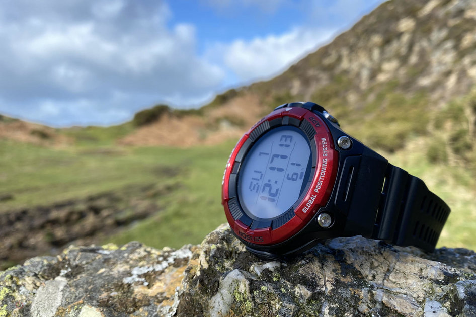 Casio WSD-F21HR review - Pocket-lint