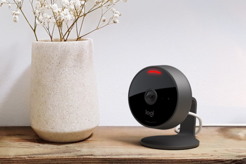 Logitech's Circle View security camera goes all in on HomeKit