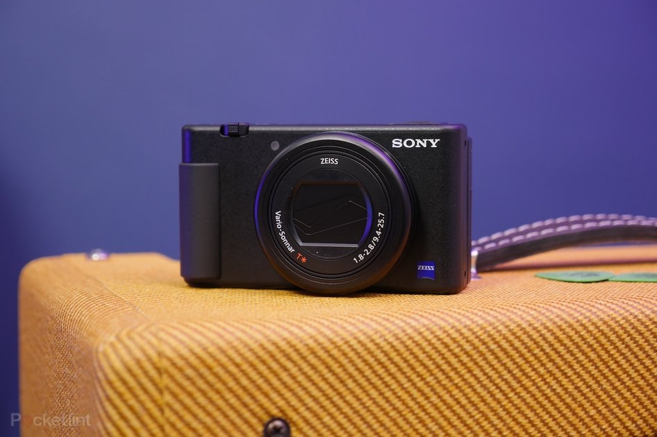 Sony ZV-1 is an all-new breed of vlogging camera