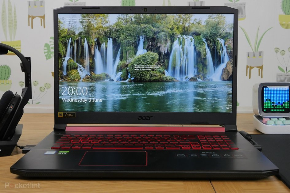 Acer Nitro 5 review: Gaming needn't cost a fortune