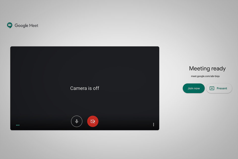 Start Google Meet video conferences faster: Use the 'meet.new' web shortcut