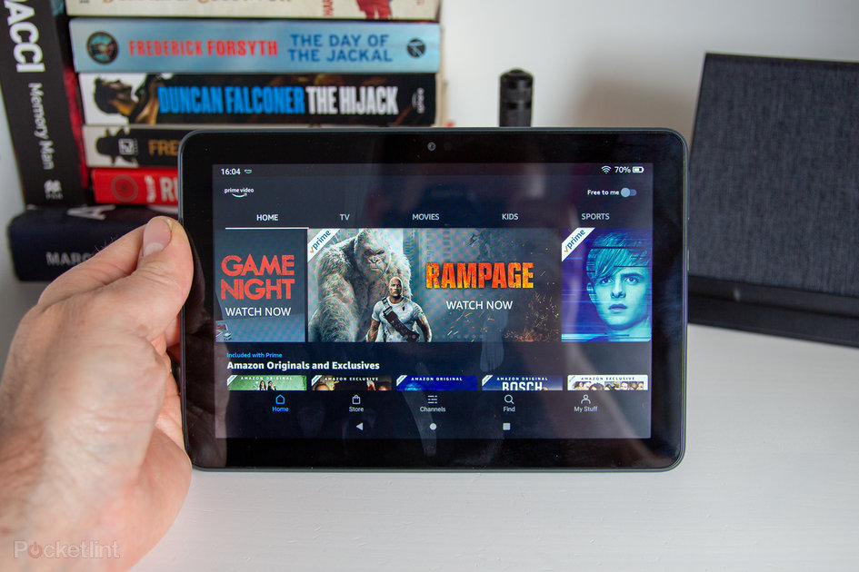 This Amazon Fire HD 8 2020 tablet discount is too good to be missed