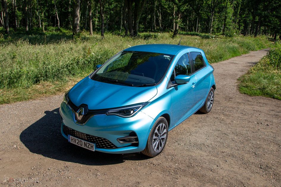 Renault Zoe review: It's all about the range