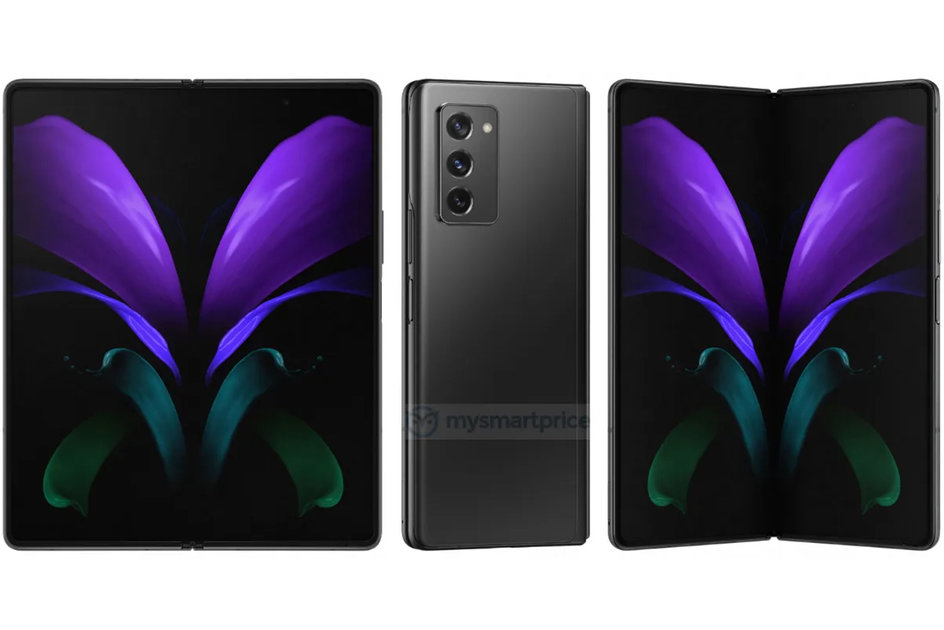 Samsung Galaxy Z Fold 2 leaks out: Hole punch, bigger screen revealed