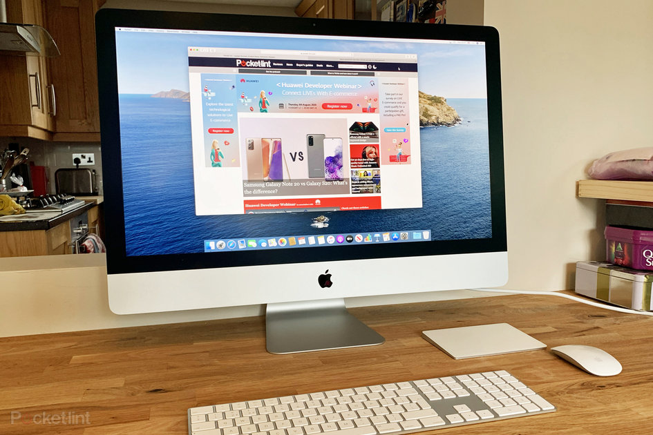 Apple Imac 2020 Review As Pro As Most Will Need