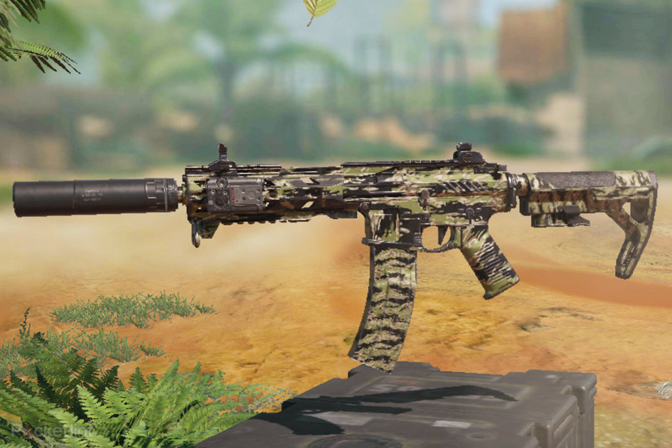 How to use Gunsmith in Call of Duty Mobile
