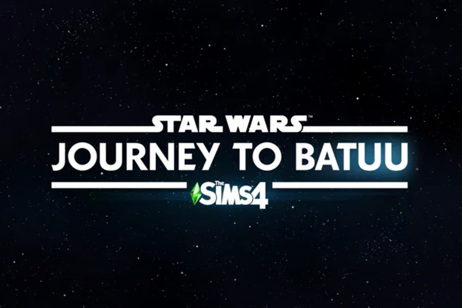 Sims 4 will get a 'Journey to Batuu' Star Wars expansion pack in September