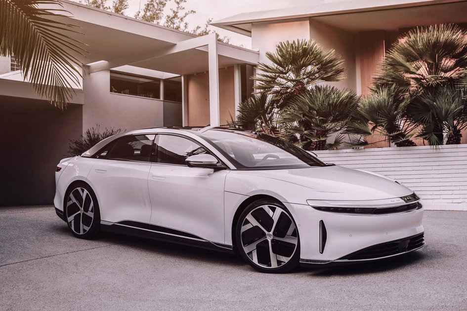 """Lucid Air promises to be the next """"most powerful"""" electric car"""