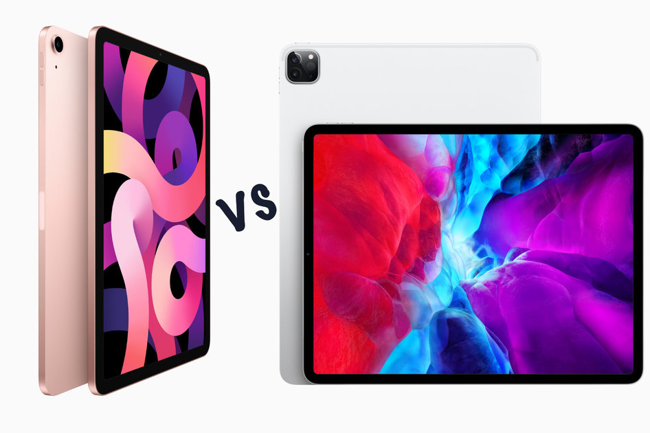 Apple iPad Air 2020 vs iPad Pro 2020: What's the difference?